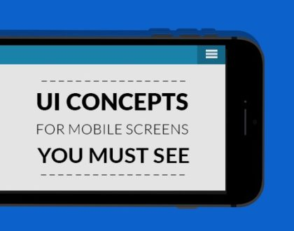 Web Design - Mobile App Design Inspiration, Ultimate Guide And Resources
