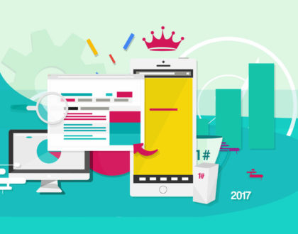 SEO - SEO in 2017: Mobile optimization as a competitive advantage