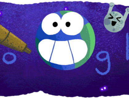 PPC - Exoplanet discovery Google doodle salutes the 7 Earth-like planets found by NASA