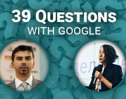 SEO - 39 questions with Google at SMX West