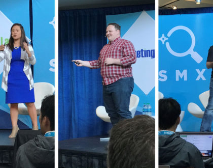 SEO - SMX Advanced session: Mobile-First For The Advanced SEO