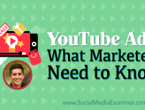 Social Media Marketing - YouTube Ads: What Marketers Need to Know
