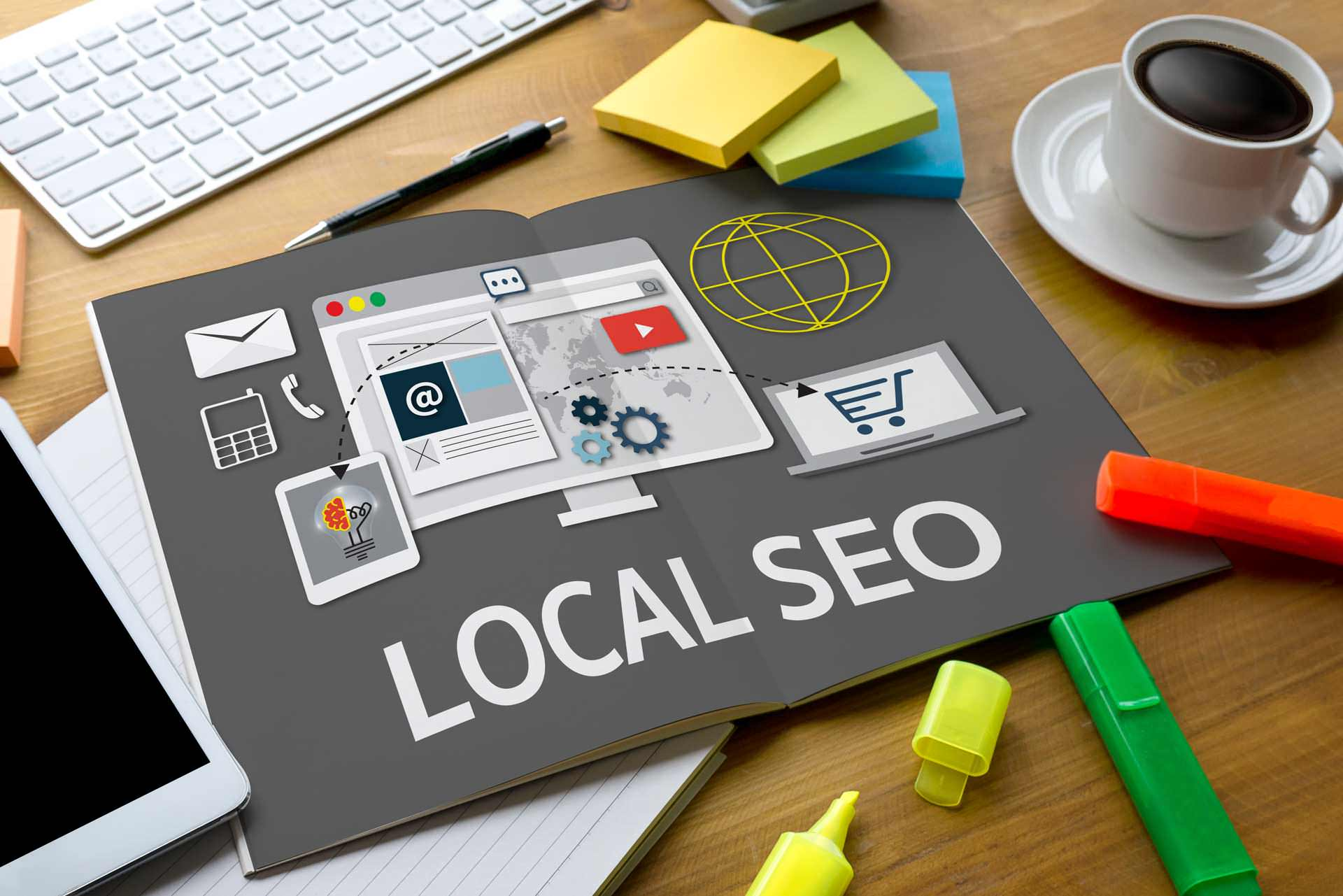 PPC - BrightLocal launches 'Local RankFlux' Google local algorithm tracking tool