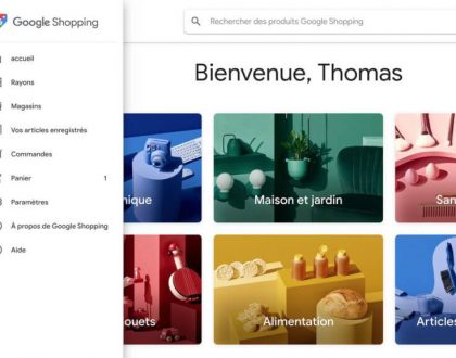 PPC - New personalized, Shopping Actions-enabled Google Shopping debuts in France