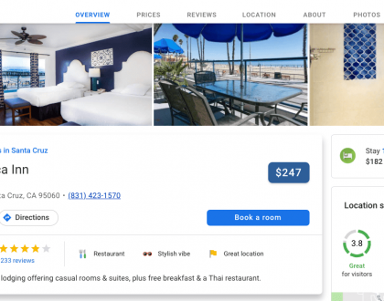 PPC - What will Google Hotels mean for online booking sites?