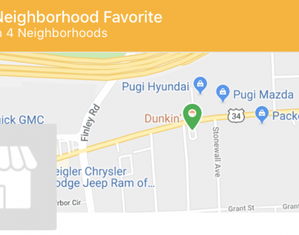 SEO - Nextdoor emerges as a location marketing destination