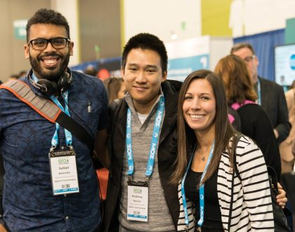 SEO - Successful teams attend SMX East