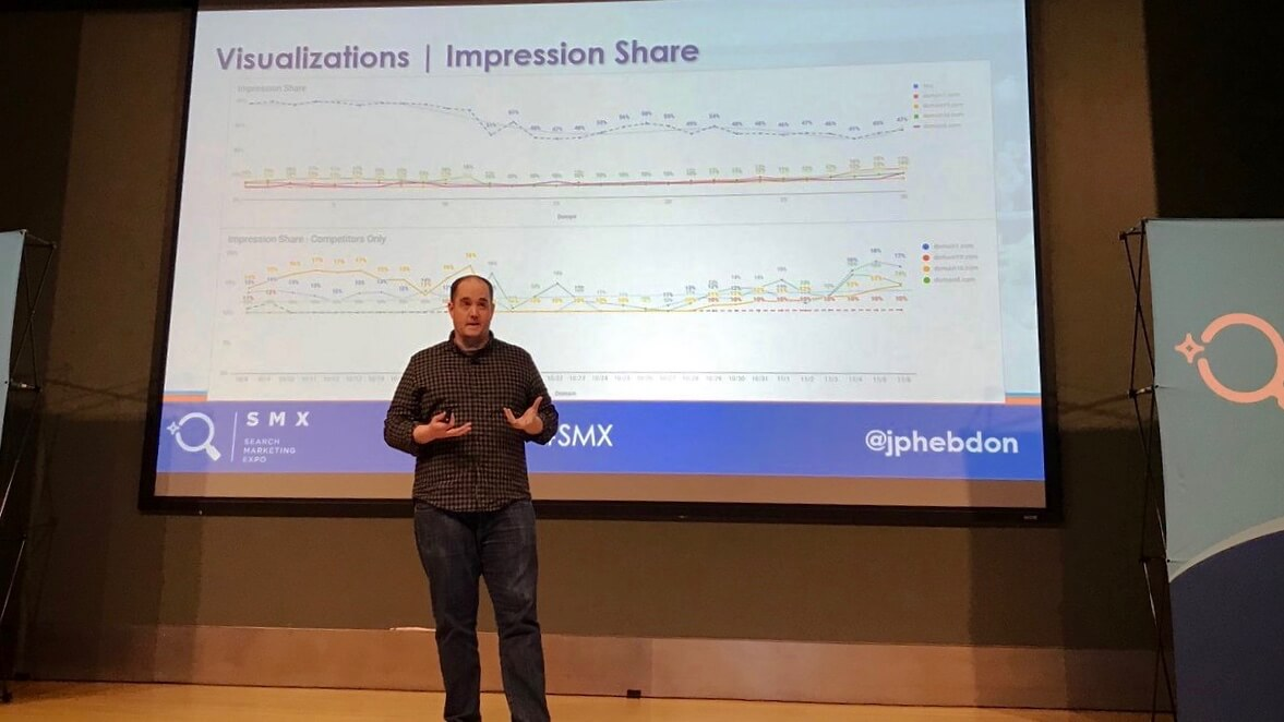 PPC - SMX replay: Visualizing Auction Insights data for competitive intelligence