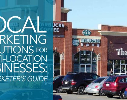 PPC - Choosing a local marketing solution for your multi-location business