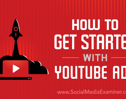 Social Media Marketing - How to Get Started With YouTube Ads