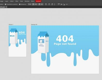 Web Design - Photoshop Alternatives for Designers