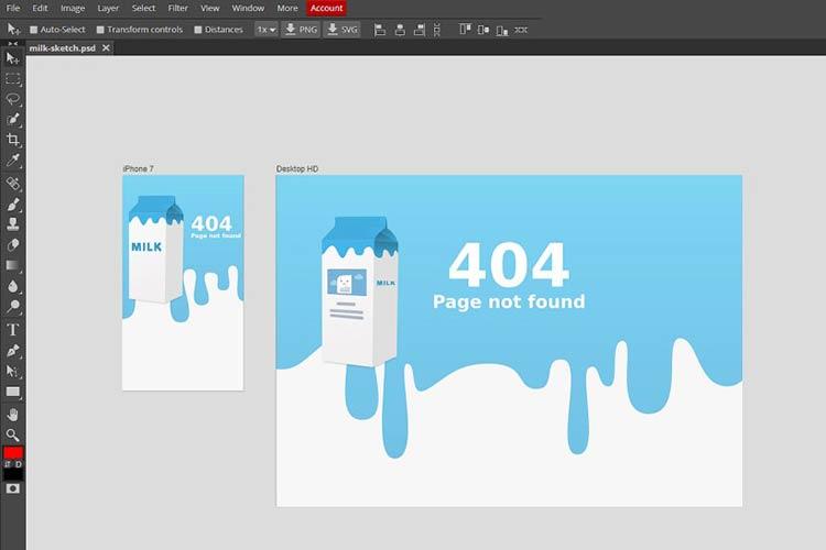 Web Design - Photoshop Alternatives for Designers
