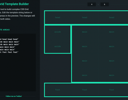Web Design - Fascinating CSS Grid Layout Examples and Tutorials