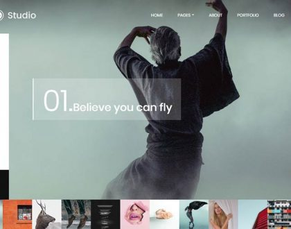 Web Design - Free HTML Templates for Photographers