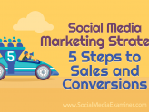 Social Media Marketing - Social Media Marketing Strategy: 5 Steps to Sales and Conversions