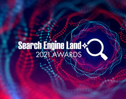 SEO - The 2021 Search Engine Land Awards are open for entries